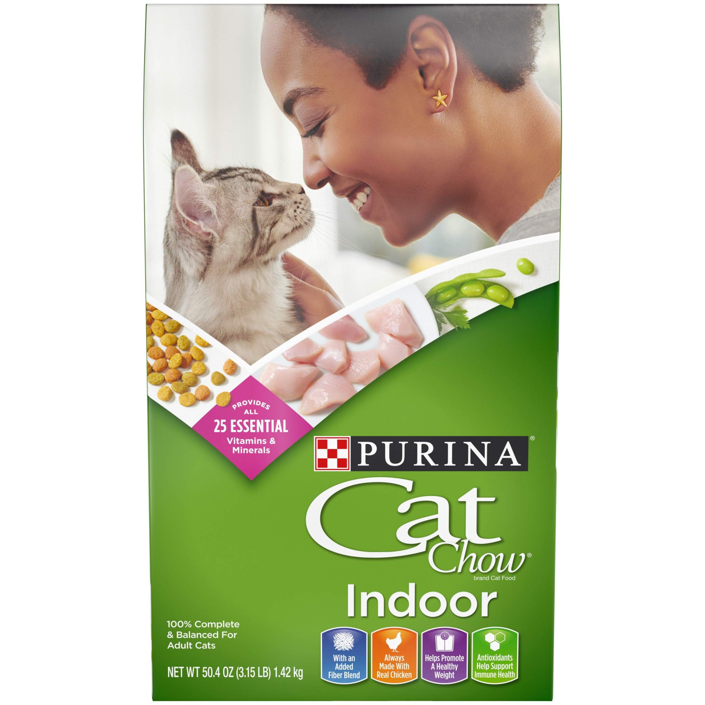 Purina Cat Chow Hairball Healthy Weight Indoor Dry Cat Food Indoor 3 15 Pound Pack Of 4 More Info Could Be Foun In 2020 Cat Chow Dry Cat Food Cat Pet Supplies