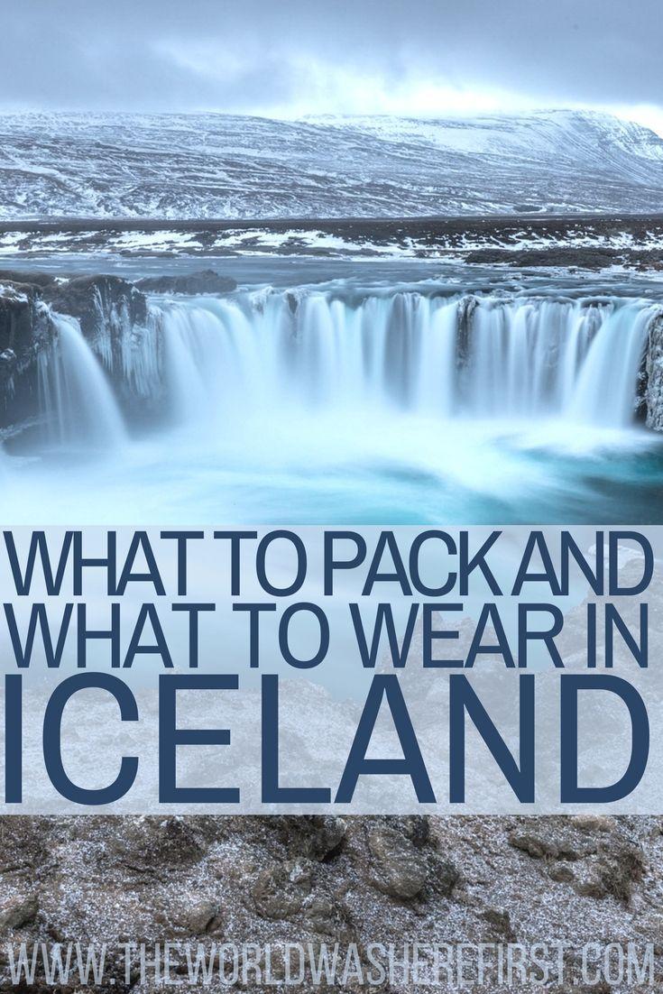 #Iceland #Travel #IcelandTravel #IcelandPacking What to wear in Iceland | Iceland Packing | Iceland Packing List | Iceland Packing Summer | Iceland Packing Spring | Iceland Packing Winter | What to wear in Iceland summer | what to wear in Iceland winter |