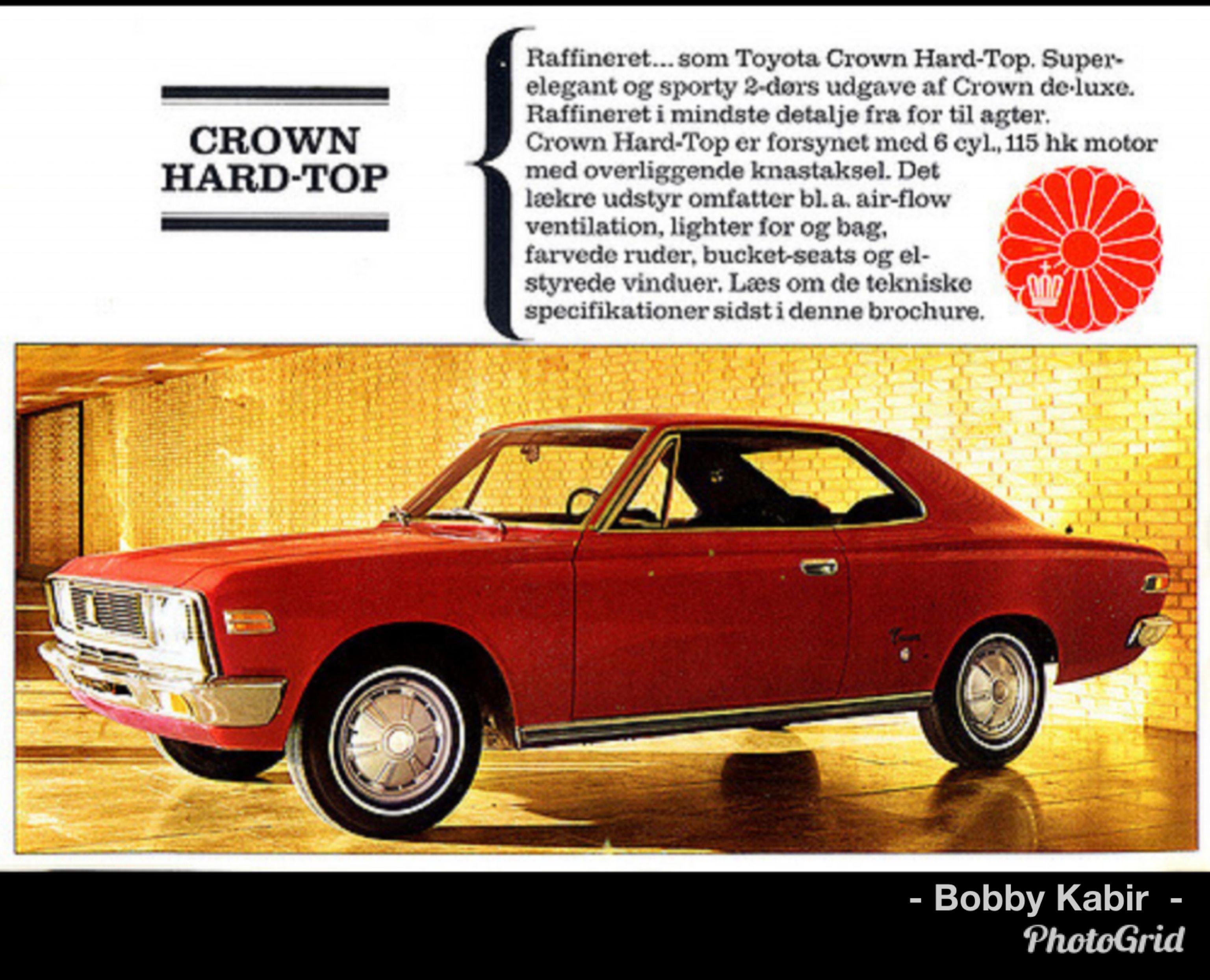 Kelebihan Toyota Crown 1970 Perbandingan Harga