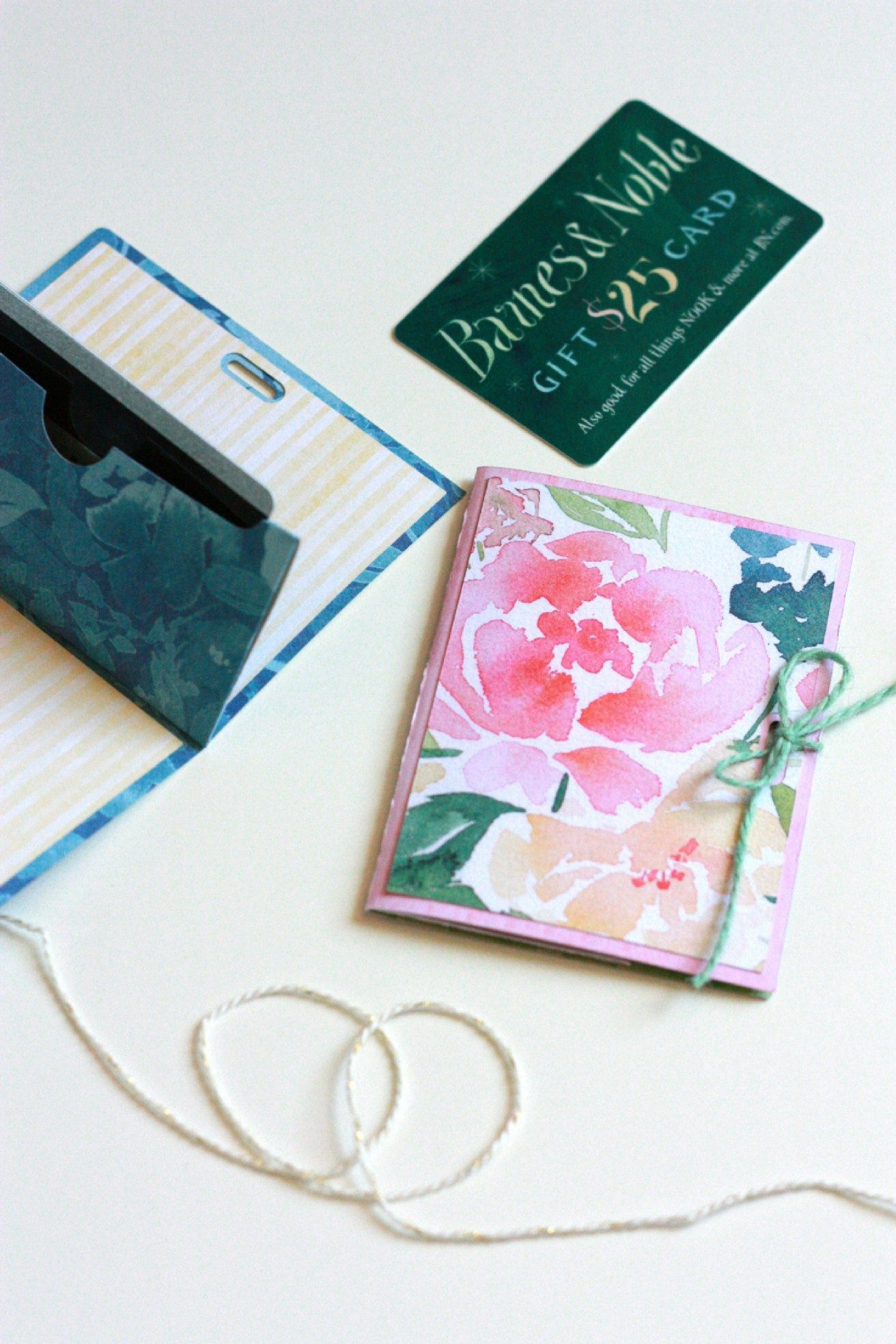diy gift card holder with cricut explore air 2 with
