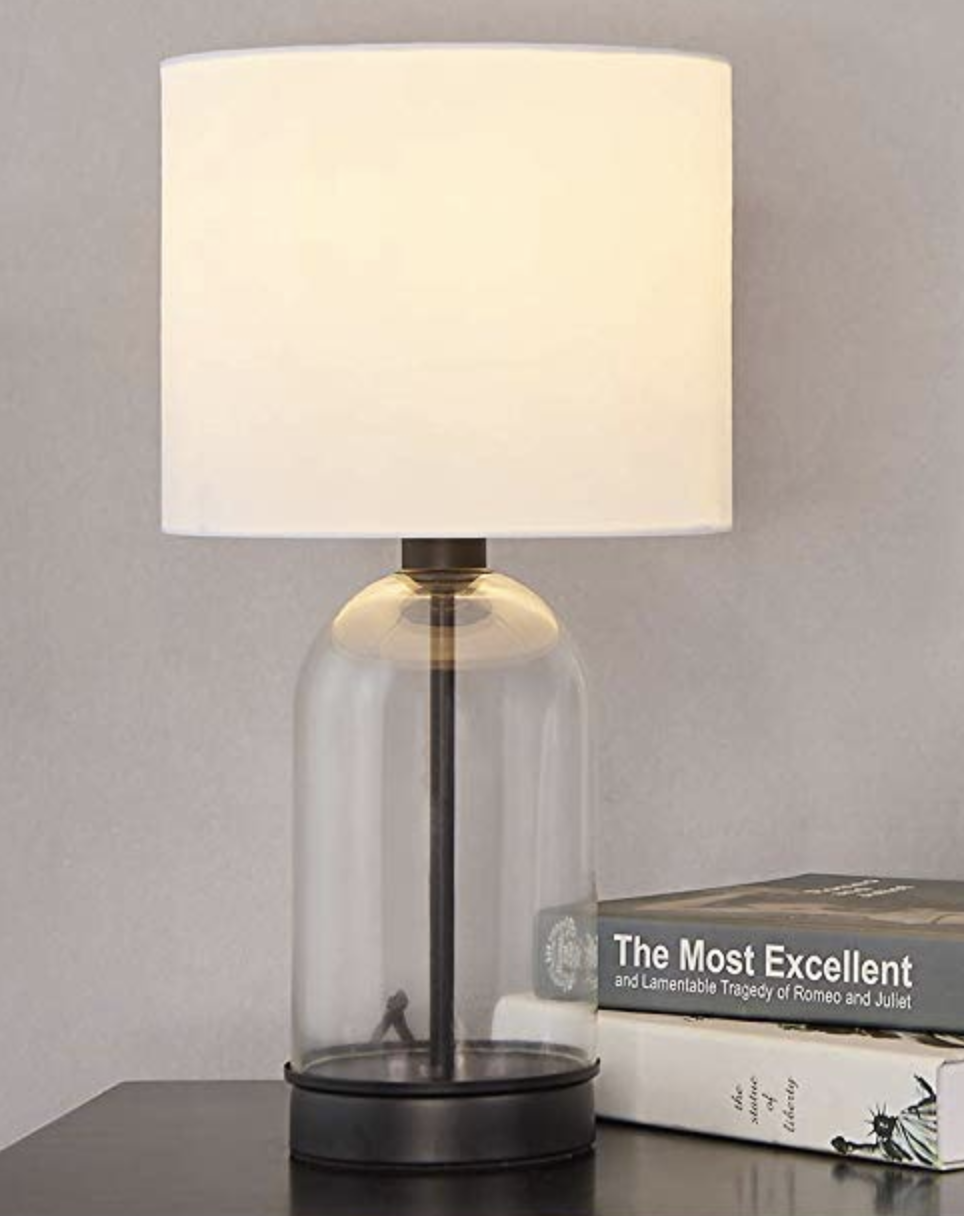 15 Gorgeous Table Lamps Under 100 In 2020 With Images Table