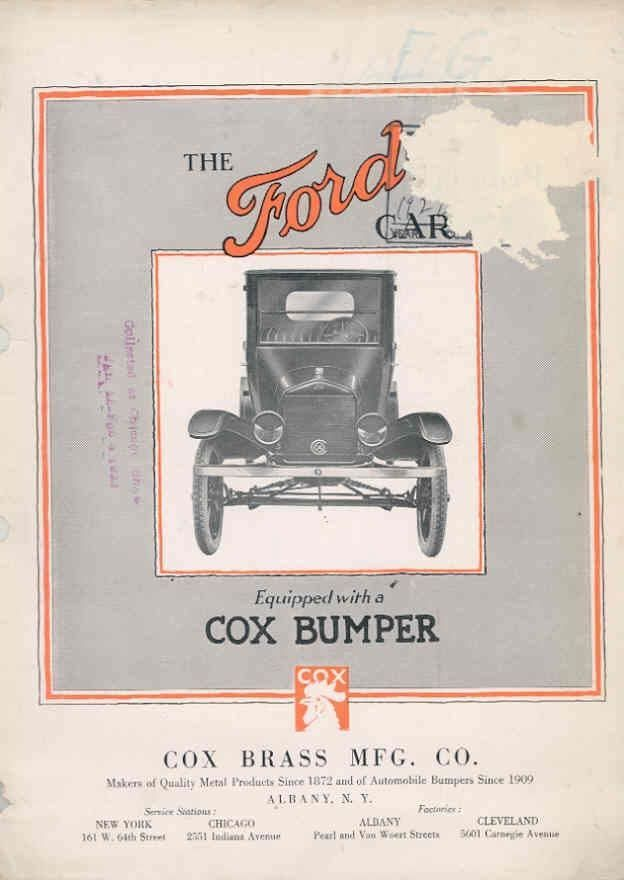 Model T Ford Fix The Model T Ford Enthusiast S Best Source For