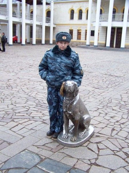 """White Bim Black Ear""   Voronezh"