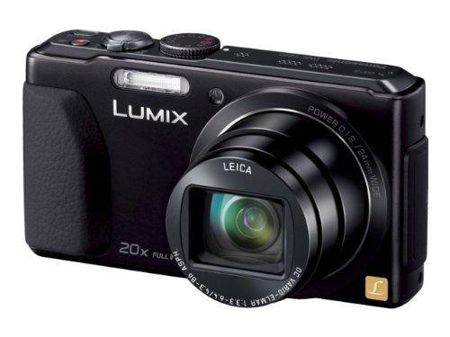 acheter maintenant site réputé info pour Introducing Panasonic Lumix digital camera 20x optical with ...