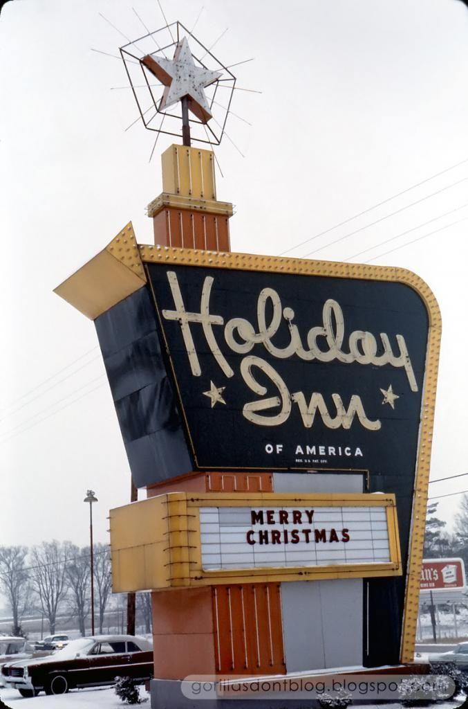 Holiday Inn Holiday Inn Vintage Hotels Nostalgic Images