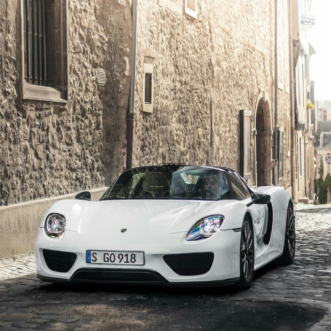 Most Expensive Porsche Car