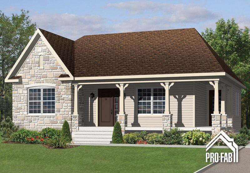 Pro fab constructeur de maisons modulaires usin es pr fabriqu es mod le clipse - Constructeur maison modulaire ...