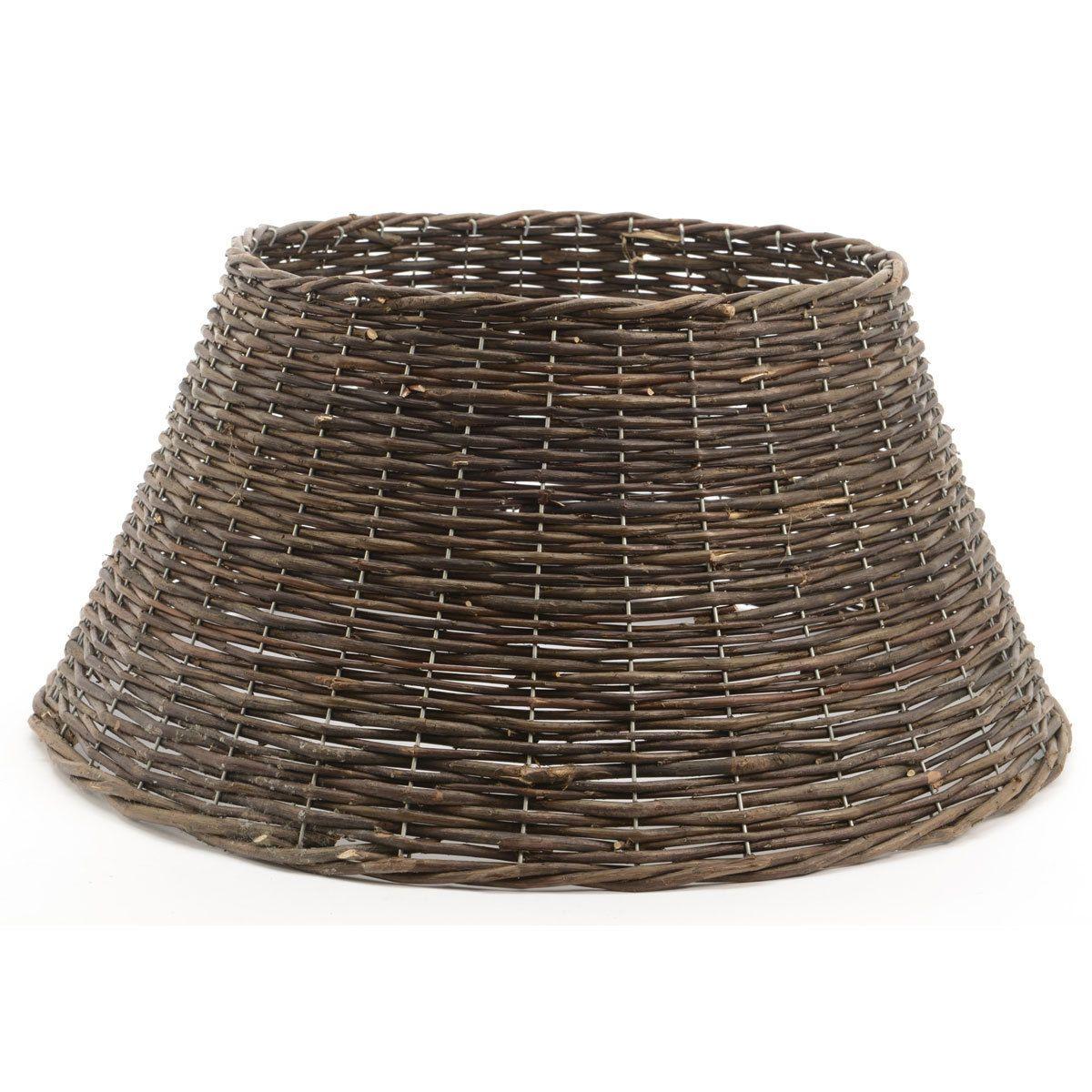 sapin de no l pied de sapin en saule 57 cm marron pied de sapin en saule 57 cm marron no l. Black Bedroom Furniture Sets. Home Design Ideas