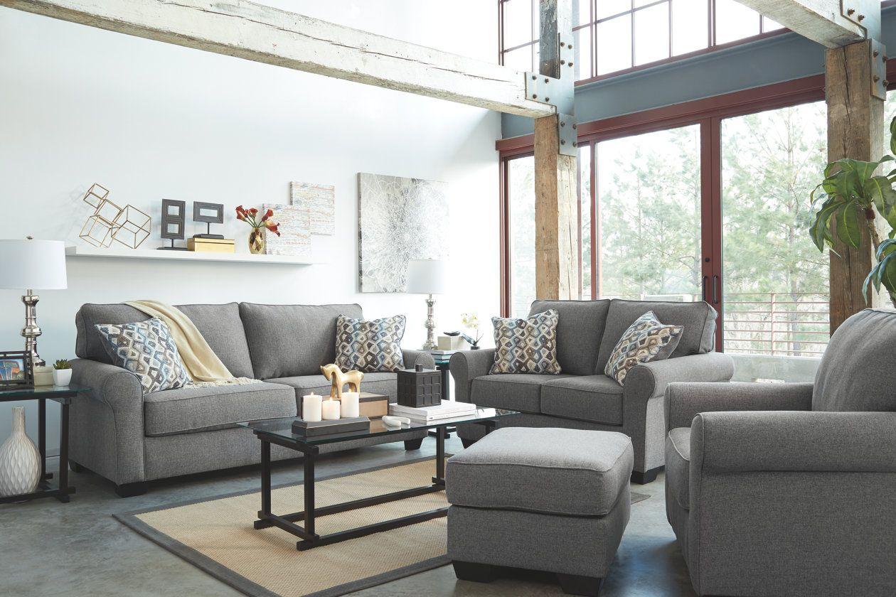 Nalini Sofa | Ashley Furniture HomeStore | Office Furniture ...