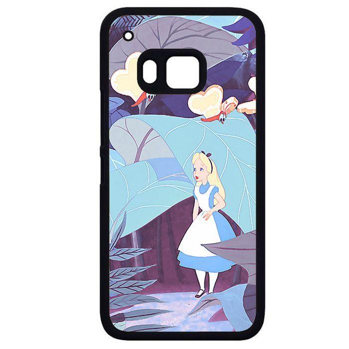 Alice's AdventurePhonecase Cover Case For HTC One M7 HTC One M8 HTC One M9 HTC ONe X