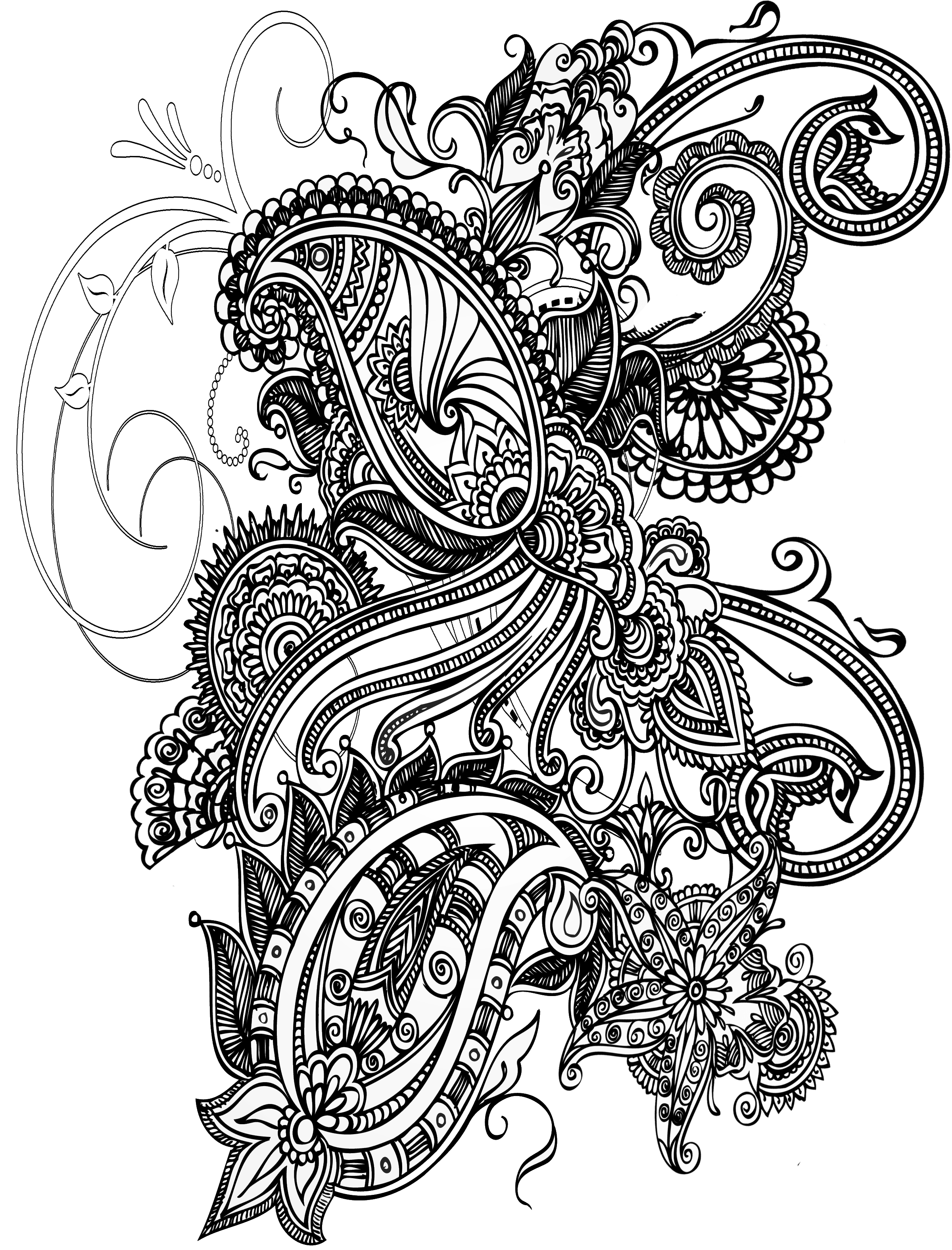 Colorist Heaven Amember Plr Of The Month Club Colourist Coloring Pages Fantasy Images