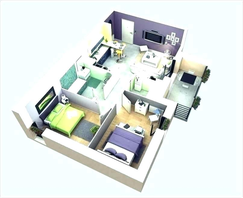 Three Bedroom Indian House Plans 4 Bedroom House Plans Indian Style 3d