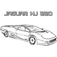 The Jaguar Xj Car