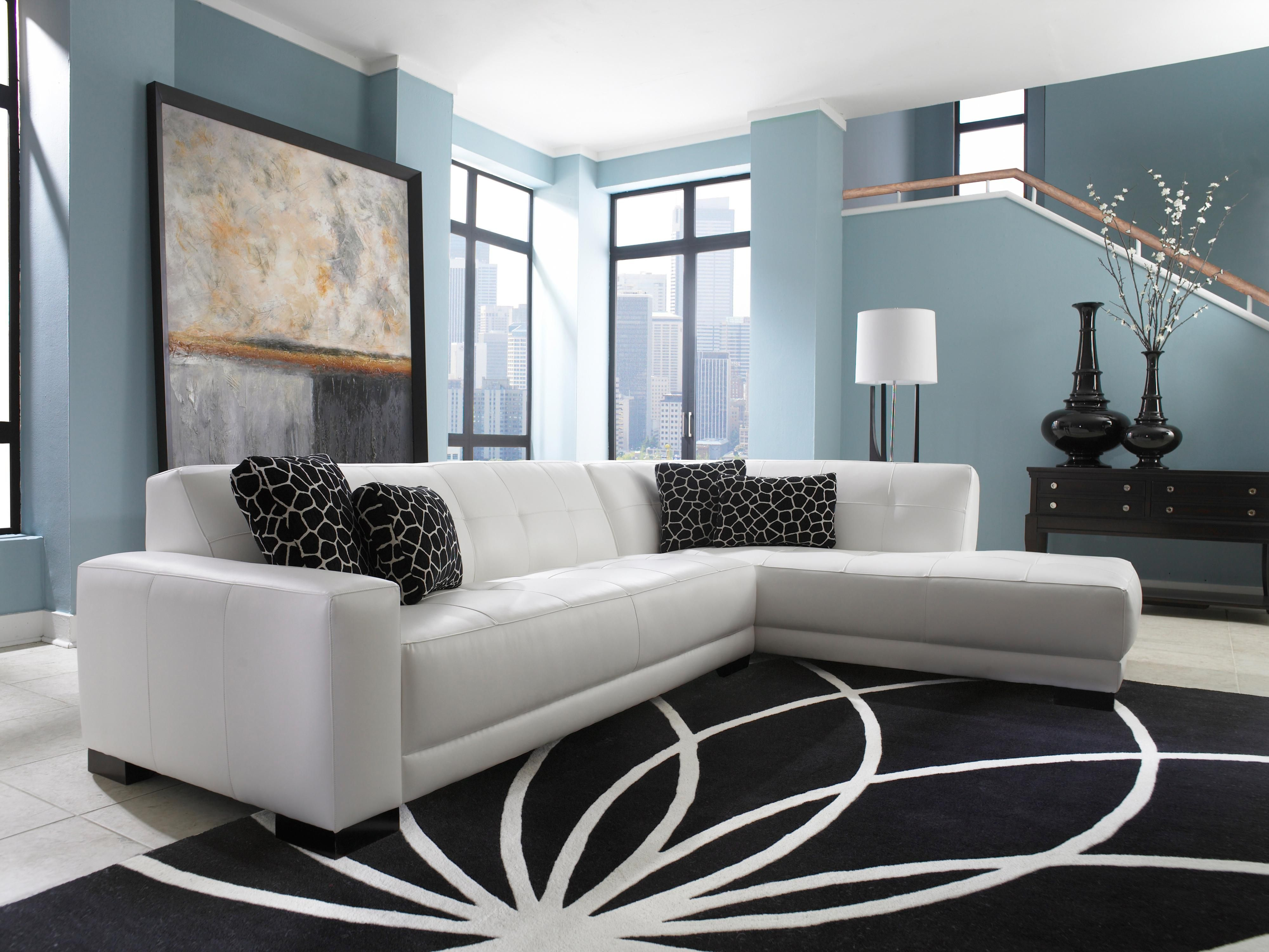 broyhill sofa nebraska furniture mart sleeper sectional for small spaces color forecasters report that the european black and white