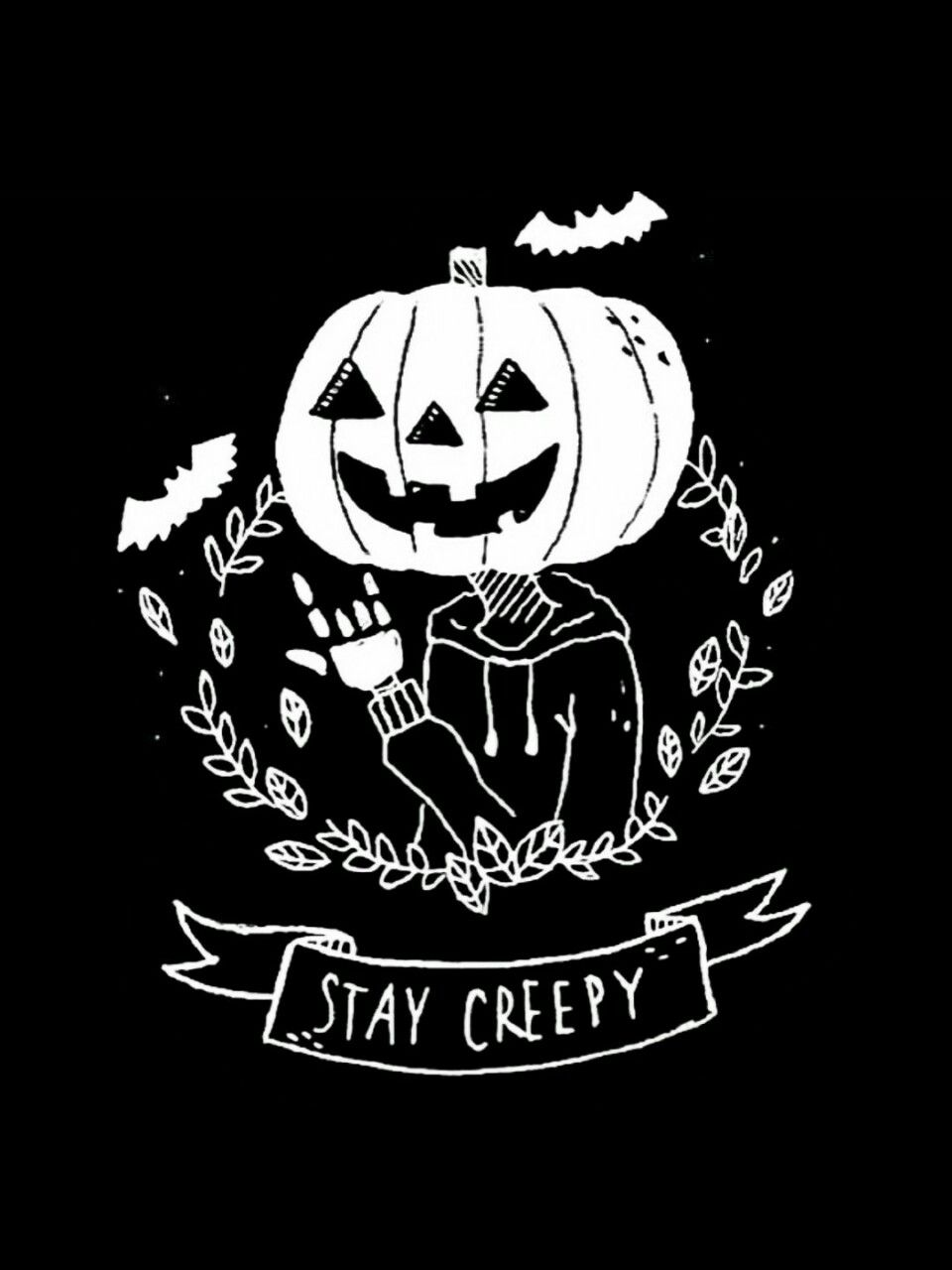 stay creepylife in full colour