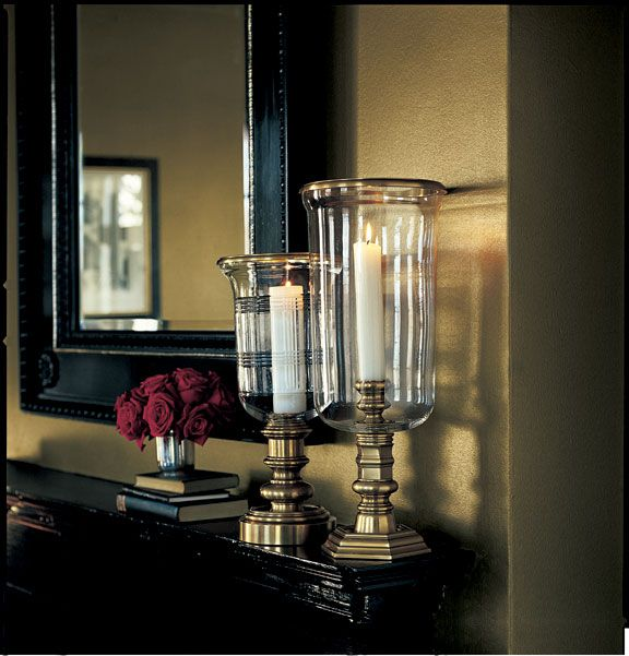 Ralph lauren paint in the glamorous metallic finish want - Best paint finish for living room ...