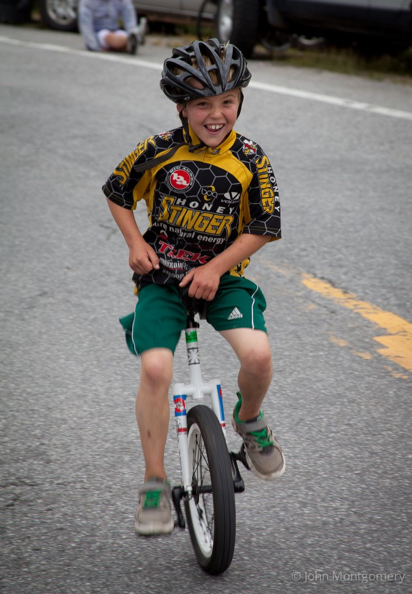 Photograph unicycle kid by John Montgomery on 500px