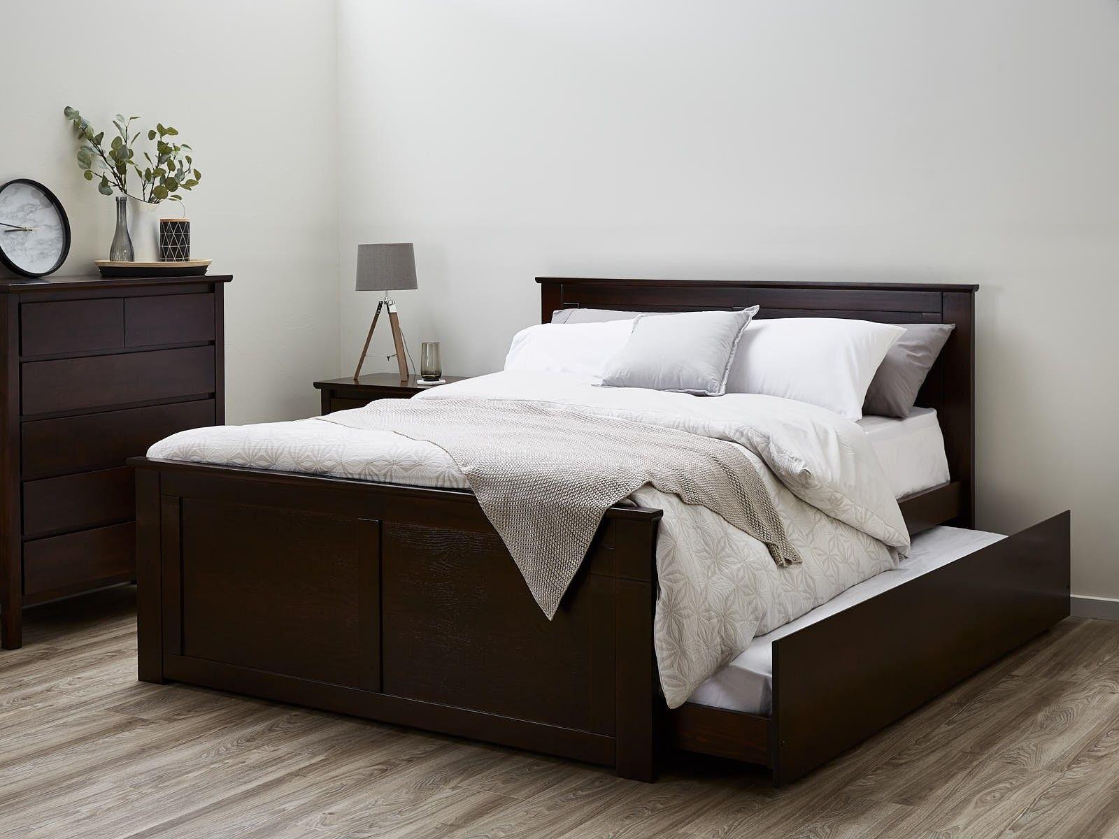 Ausziehbares Zweibettzimmer Mit Etagenbett Betten