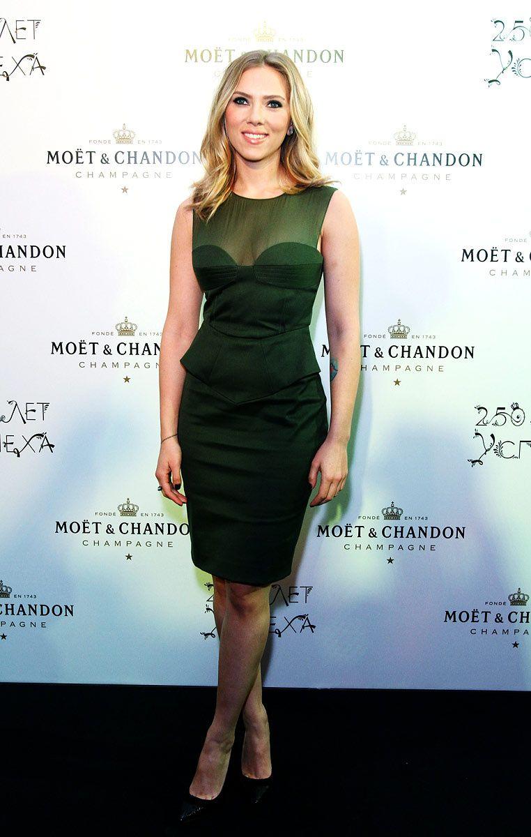 Scarlett Johansson - Resort 2013  Emilio Pucci