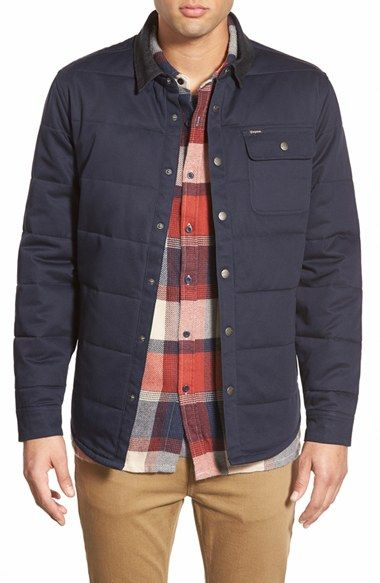 b011a5dad43 Brixton  Cass  Quilted Jacket available at  Nordstrom