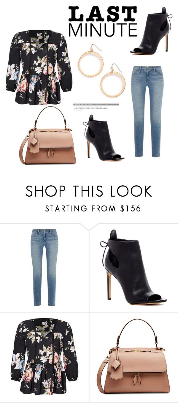 """226"" by meldiana ❤ liked on Polyvore featuring Frame, Vince, Cooper & Ella, Victoria Beckham and Panacea"