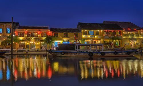 Barrio Viejo de Hoi An, Quang Nam, Vietnam