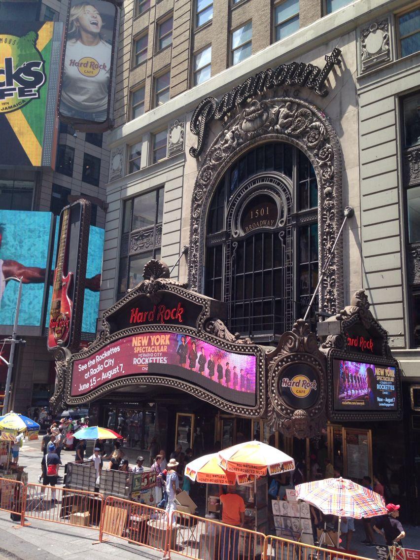 Paramount theater nyc paramount theater nyc i ny