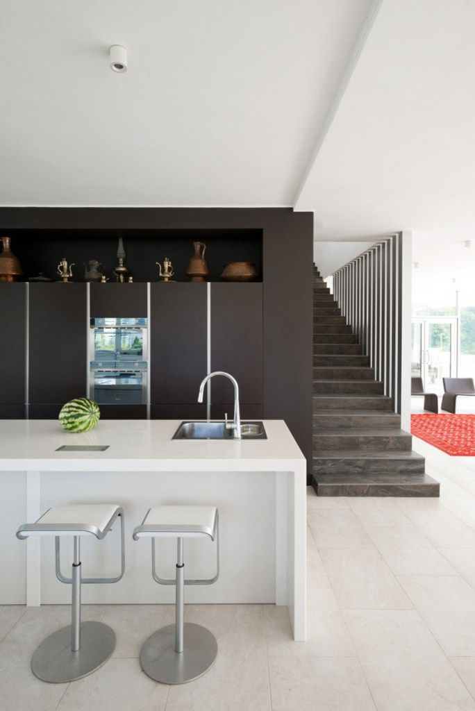 Villa V Sochi by Alexandra Fedorova http://interior-design-news.com ...