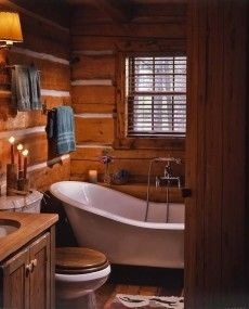 Small Log Cabin Plans Storybook Style For Living Happily Ever After Small Log Cabin Log Cabin Bathrooms Small Log Homes