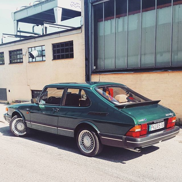 Saab 92: Saab 900 Turbo -92, Almost In Mint Condition... #saab