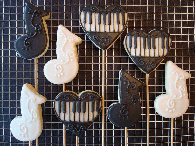 Best 25 Music Cookies Ideas On Pinterest Music Cutter