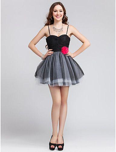 Vestidos cortos para fiestas nocturnas