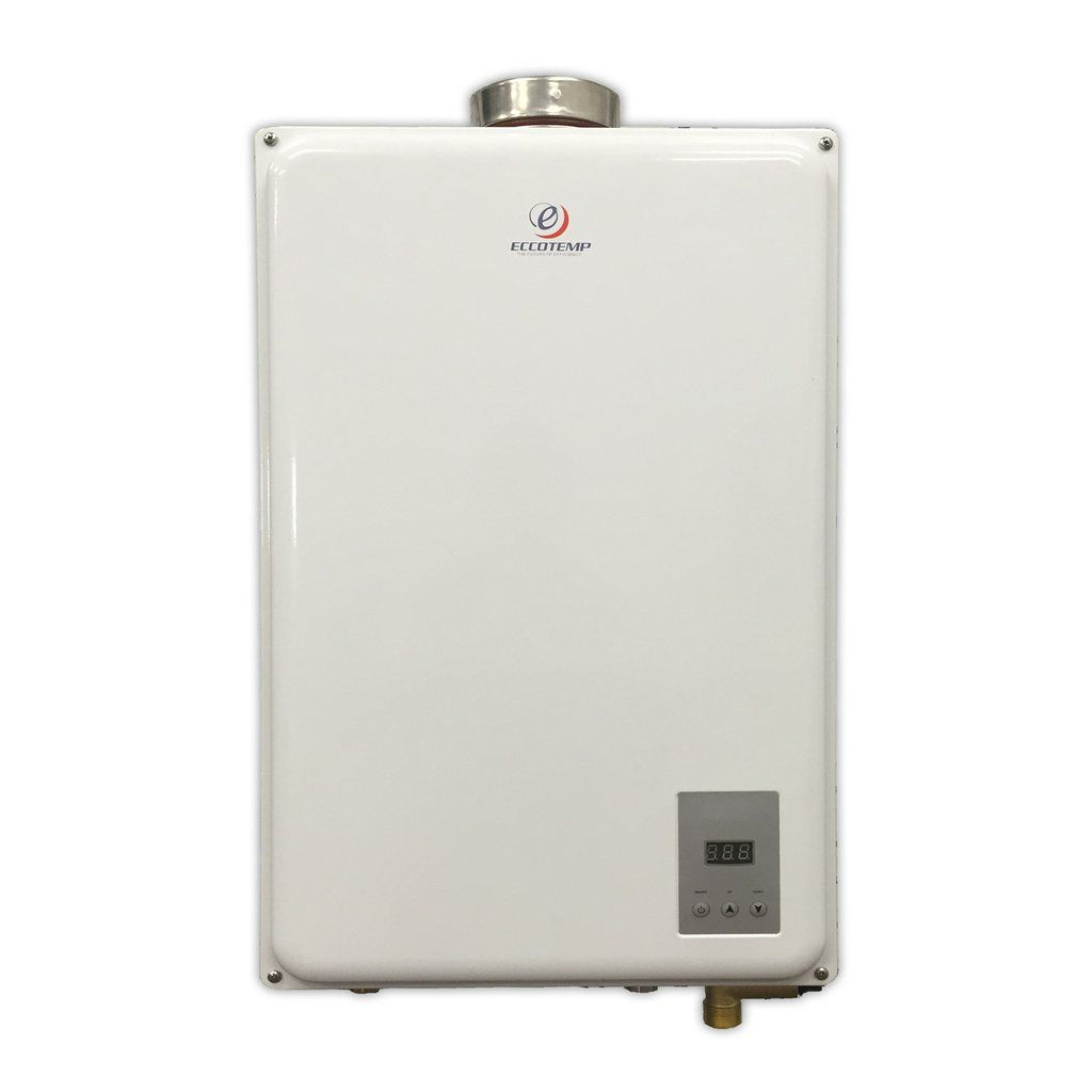 Eccotemp 45hi propane natural gas tankless water heater