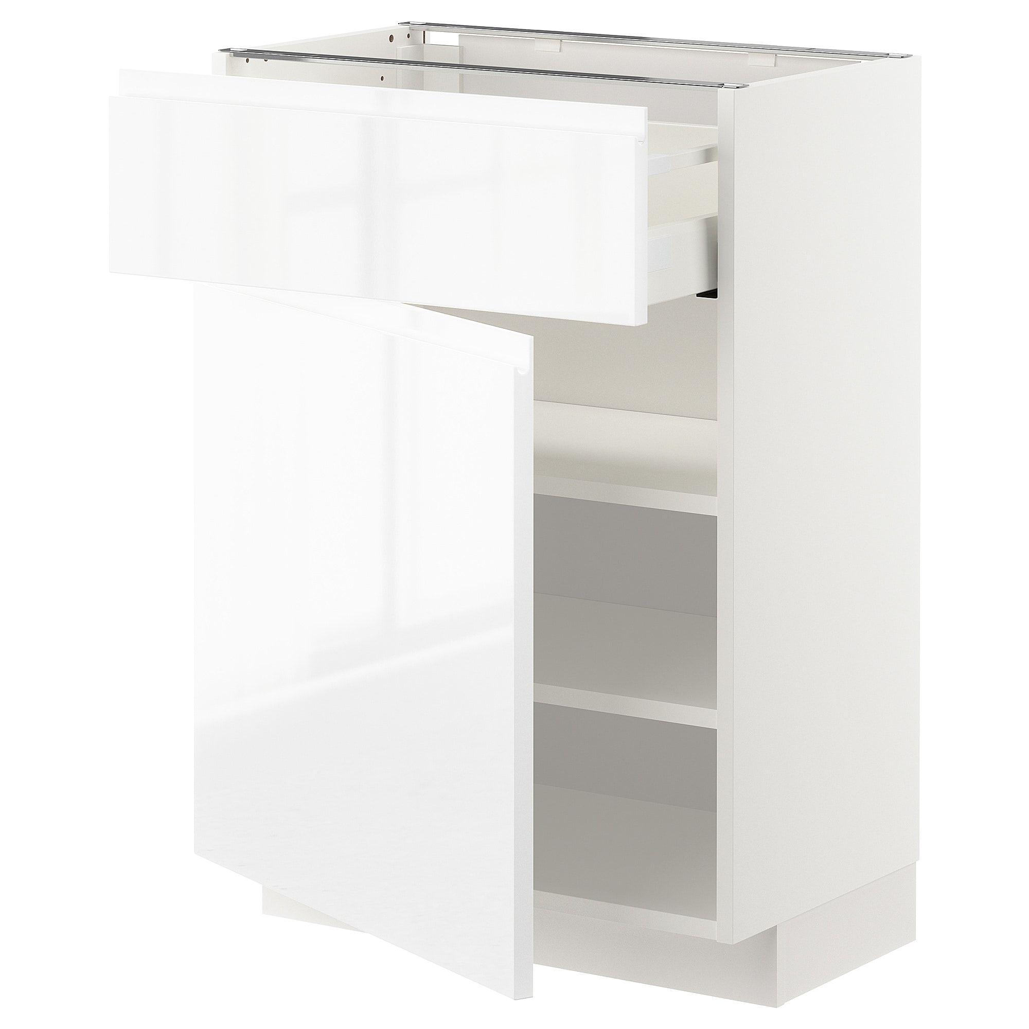 Ikea Metod Unterschrank Schublade