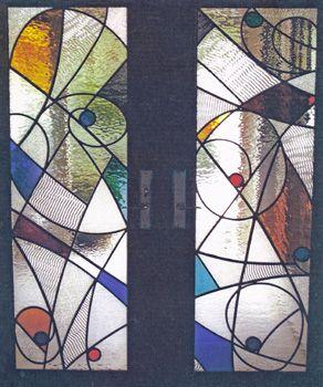Serving Houston Since 1962 Doors L Art Du Vitrail Porte Verre Teinte Art Verrier