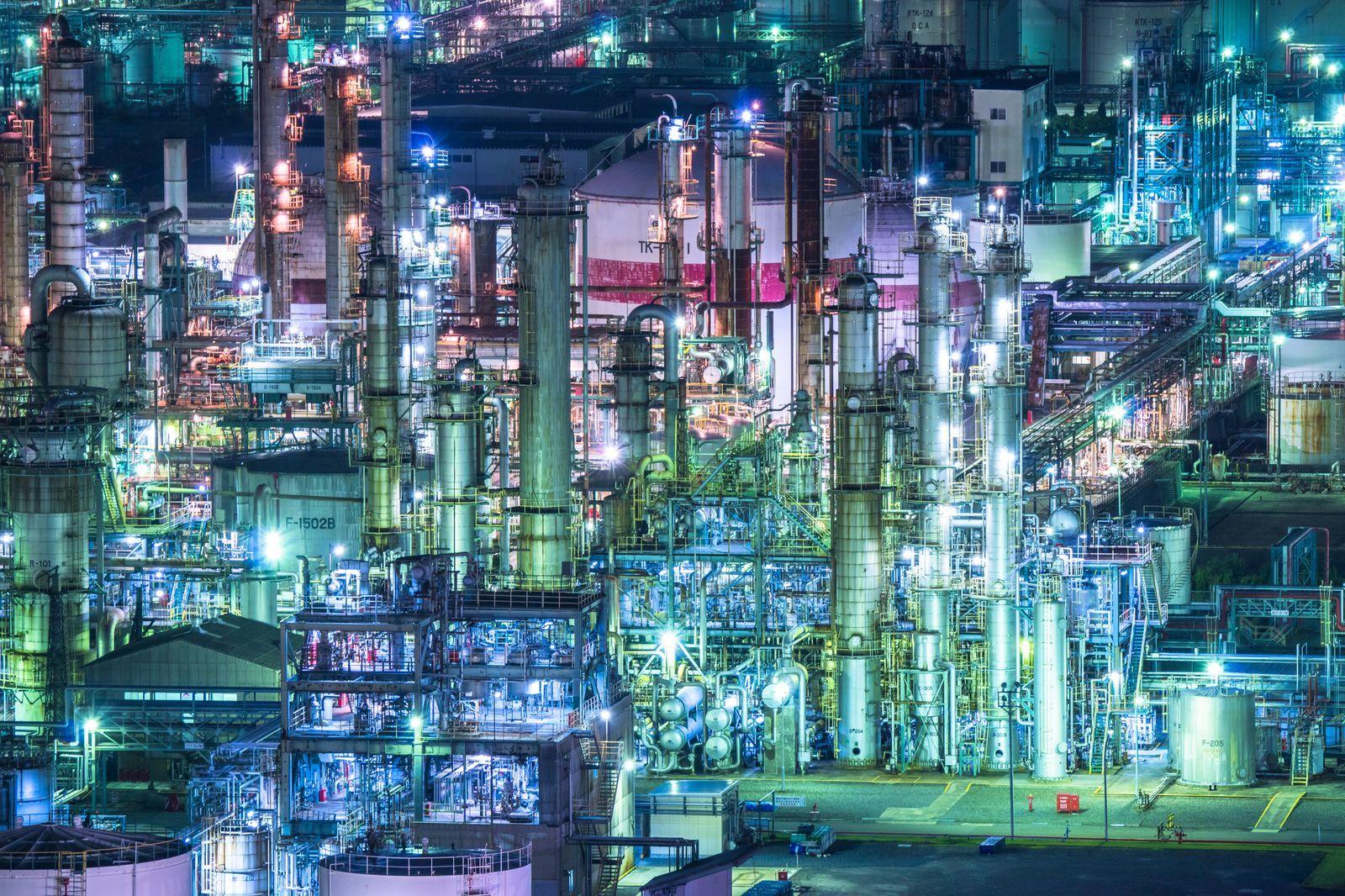 工場萌え にあなたも虜 絶景すぎる工場夜景ベスト5 8枚目の画像