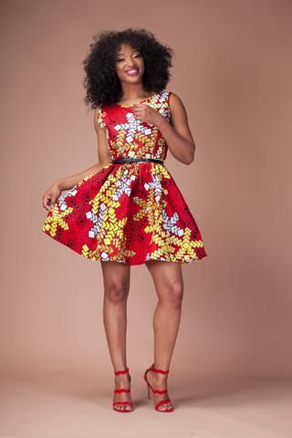 e54f70ee9b The Home of African Fashion. African Skirts