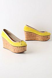 pretty sure I love you, yellow shoes.