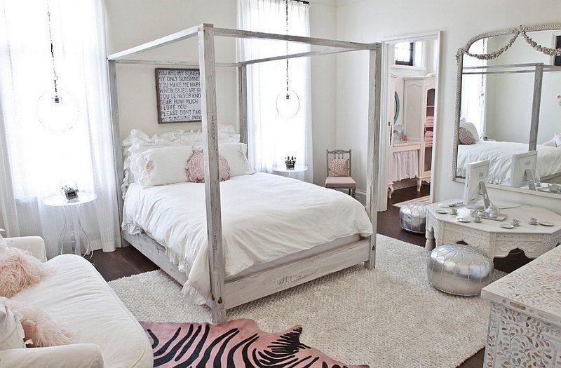 Chambre D Ado Stylee 30 Idees De Deco Unisexe Pour Filles Ou Pour