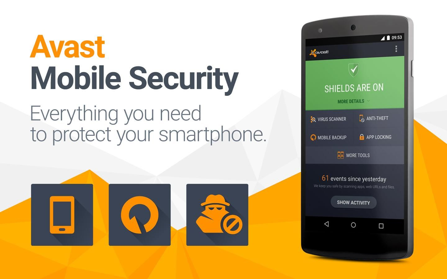 Mobile Security & Antivirus Apk Download | Apps | Android