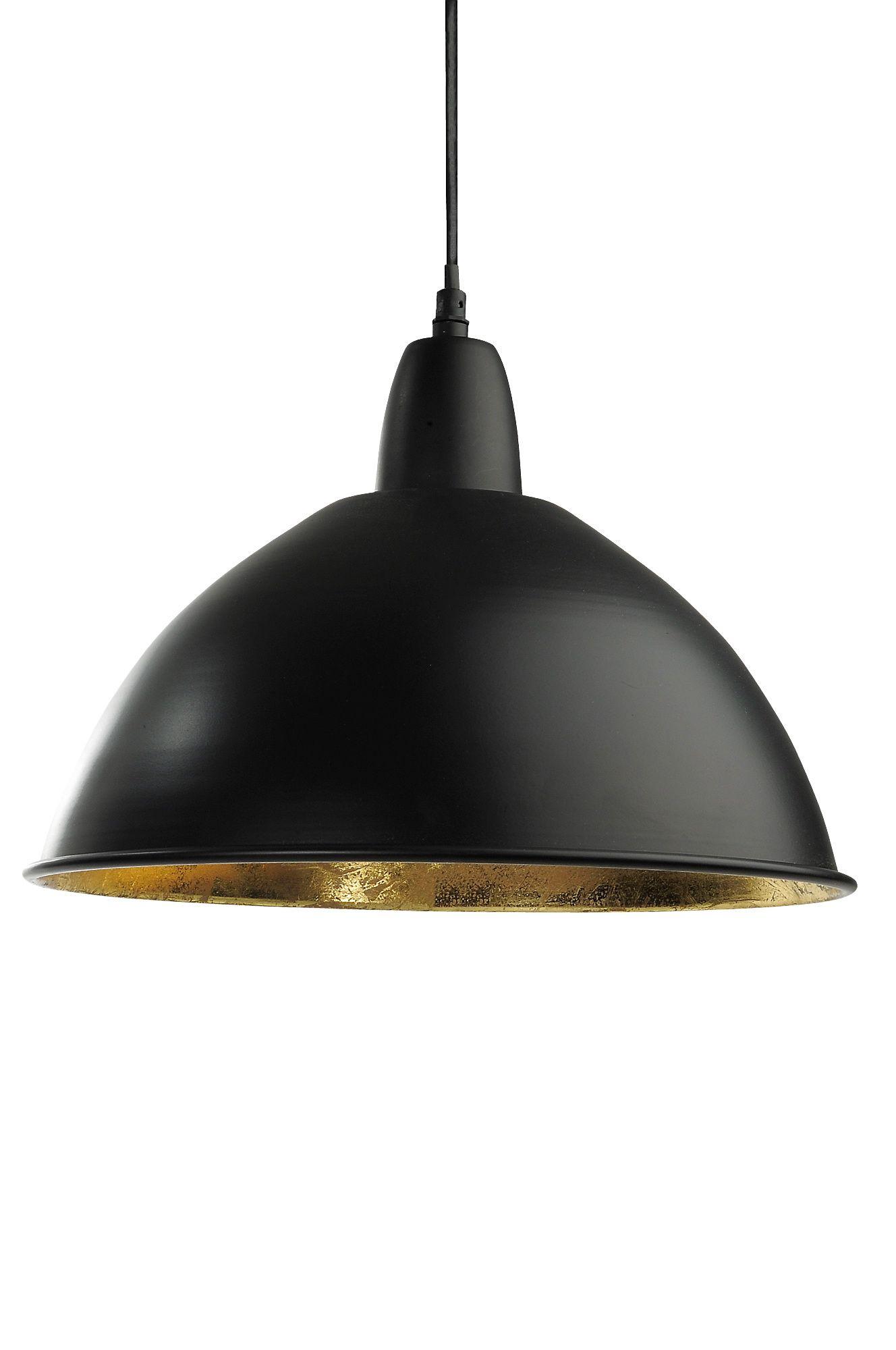 pr home taklampa metall i färgerna svart/guld inom hem - taklampor