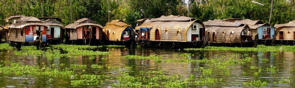 Kerala Backwaters #KeralaBackwaters #KeralaTourism