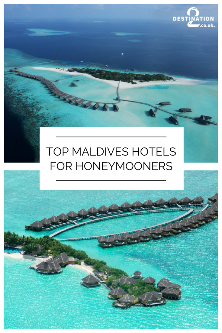 The Best Maldives Hotels For Honeymoon Couples Destination2 Co Uk