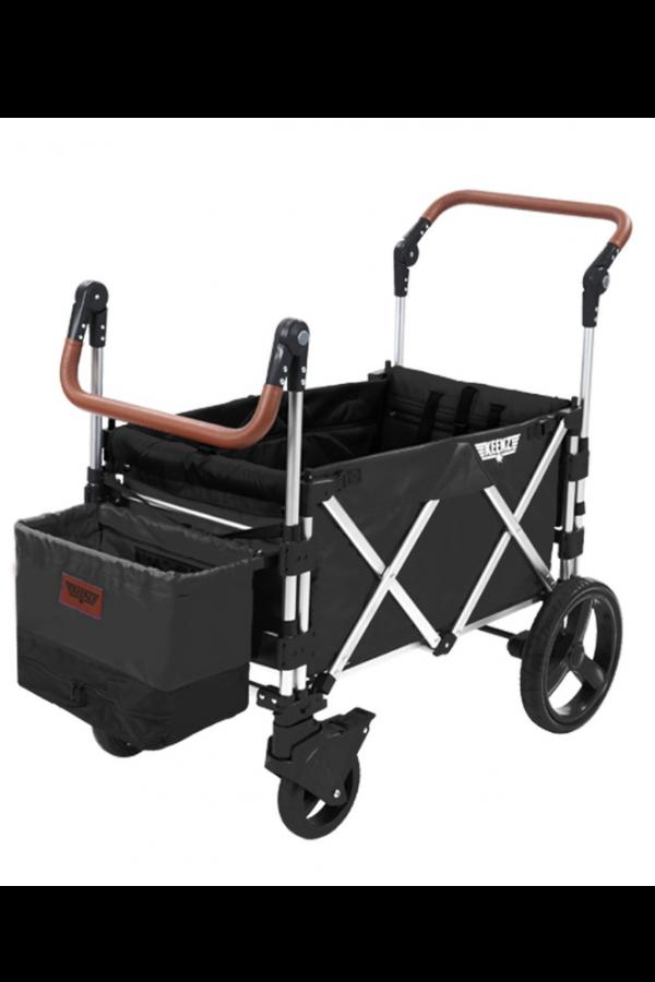 Keenz 7S Stroller Wagon, Black Stroller, Baby jogger