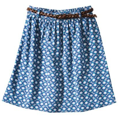 Mossimo Supply Co. Juniors Flirty Circle Skirt - Assorted Colors | super adorable from Target