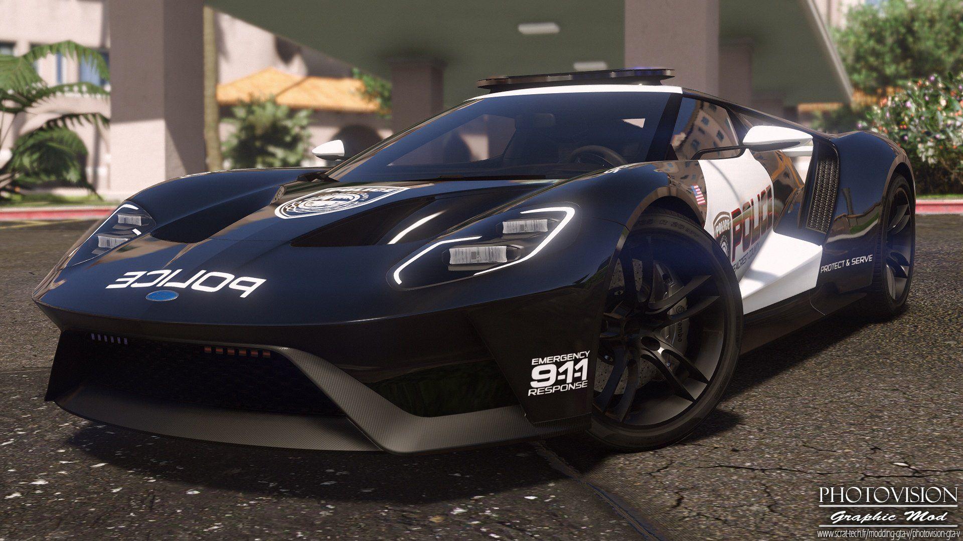 Ford Gt  Police Cars Dream Garage Super Cars Ultimate Garage