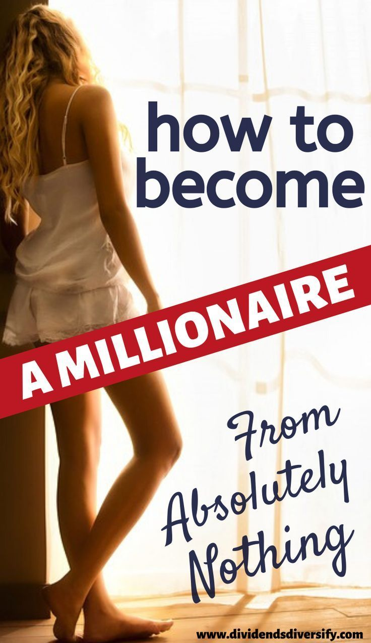 How To A Millionaire From Nothing in 2020