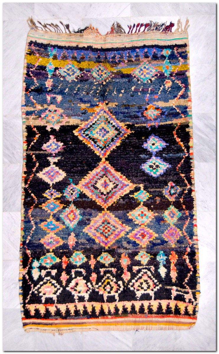 100 Beautiful Moroccan Boucherouite Rugs For Your House