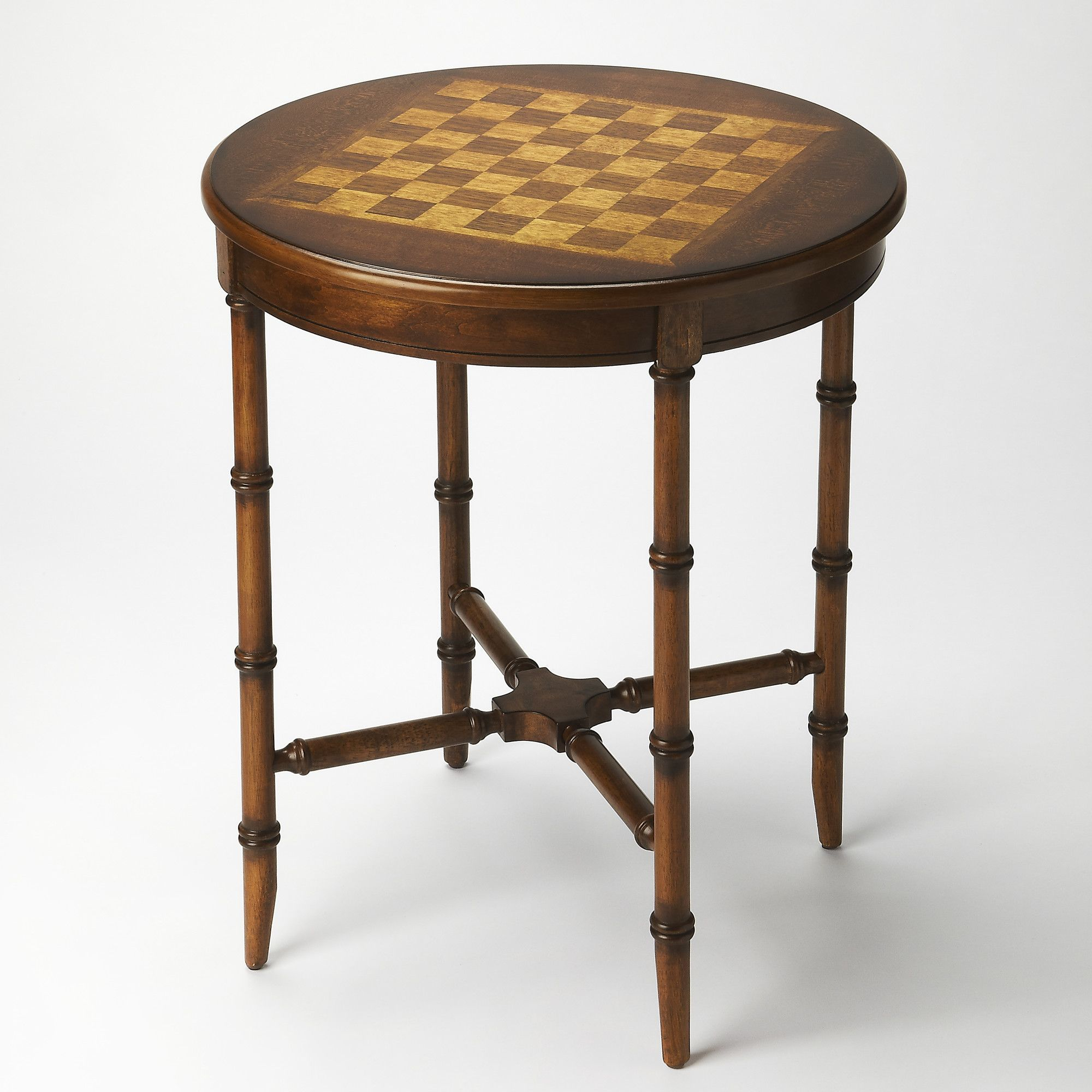 """21"""" Checkers Chess Table chess coffee tables Pinterest"""