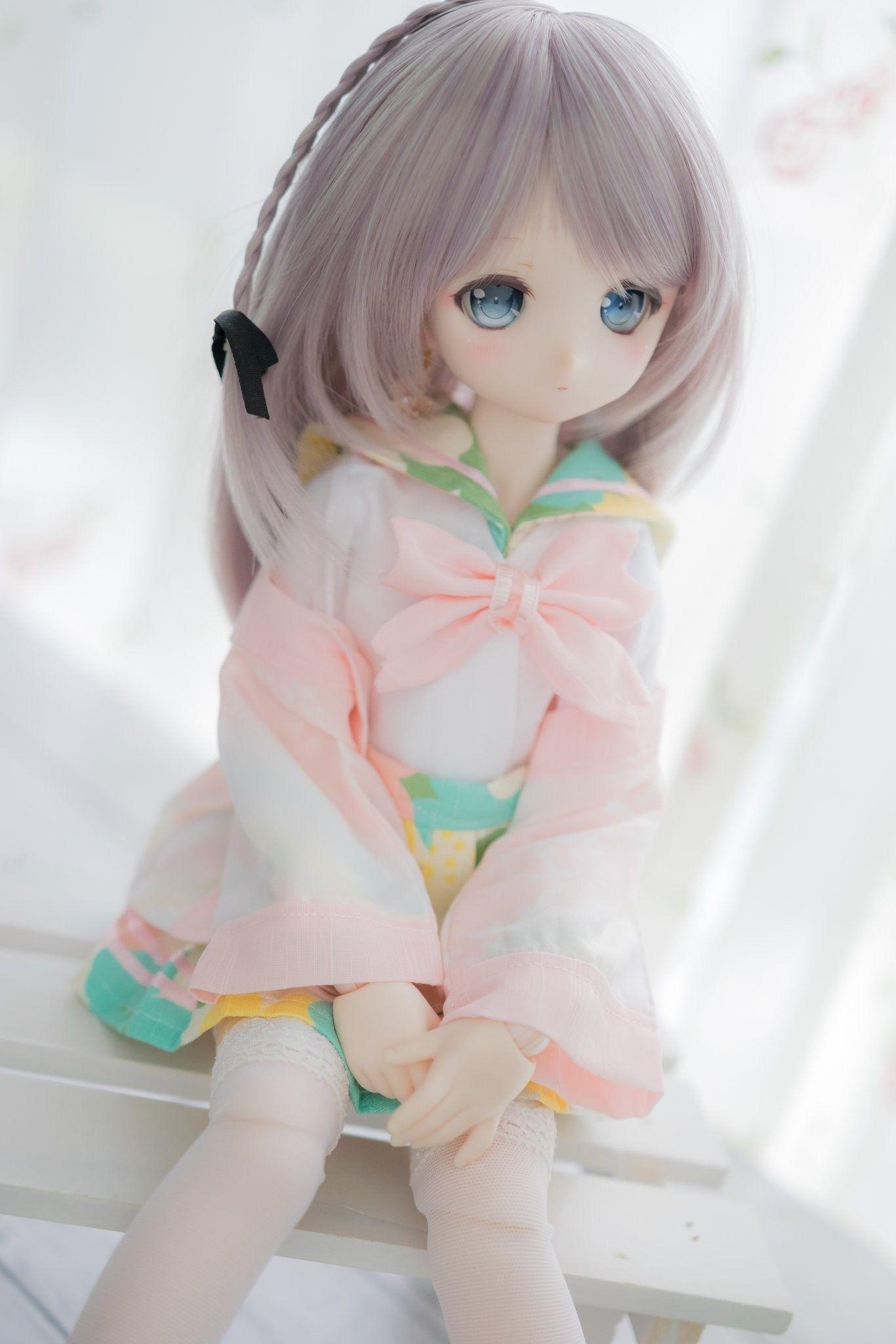 Pin by Kawaii NekoChan on ドルフィー Cute dolls, Kawaii doll